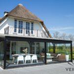 Terrassendach von Verasol Gelebte Eleganz für Haus und Garten mit dem Terrassendach von Verasol
